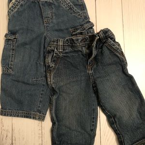 Other - BOYS 18MO BLUE JEANS BUNDLE